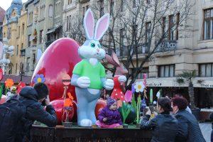 Ce surprize îi așteaptă pe timișoreni la Târgul de Paști