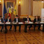 """Preşedintele CJ Arad: """"Fără investiţii, administraţia devine imposibilă. Atragerea de fonduri europene devine o necesitate"""""""