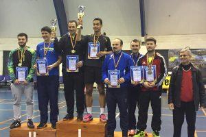 Șapte medalii pentru UVT la Cupa României la badminton
