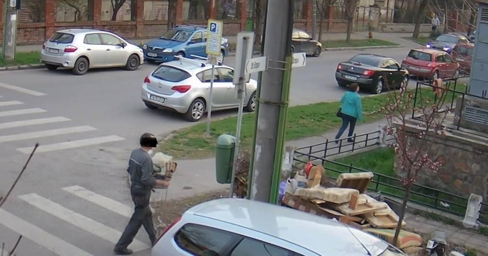 Timişoreni, nu mai abandonaţi deşeuri pe străzi! Amenzile ajung la 1.000 de lei