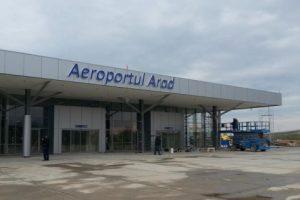 Consiliul Județean negociază cu dezvoltatori de rute aeriene readucerea Aeroportului Internațional Arad în circuitul internațional
