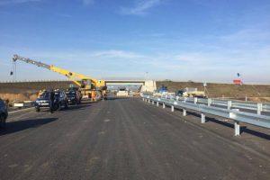 """Șeful CNAIR: """"Săptămâna viitoare deschidem traficul pe cei 15 kilometri din autostrada Lugoj-Deva"""""""