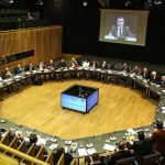 Proiectul privind construcția Sălii Polivalente cu 16 mii de locuri, blocat de consilierii liberali