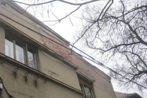 Sancțiuni aplicate proprietarilor care nu curăță fațadele clădirilor deținute