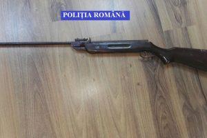 Timișean cercetat pentru nerespectarea regimului armelor și al munițiilor