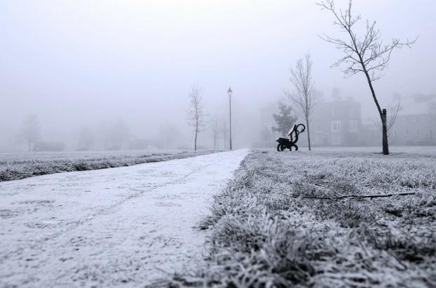 Iarna nu se dă dusă! Meteorologii au anunțat ninsori în acest weekend