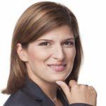 Alina Petrescu, purtător de cuvânt al Guvernului