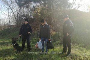 Irakian, depistat în timp ce intenţiona să treacă ilegal frontiera spre Serbia
