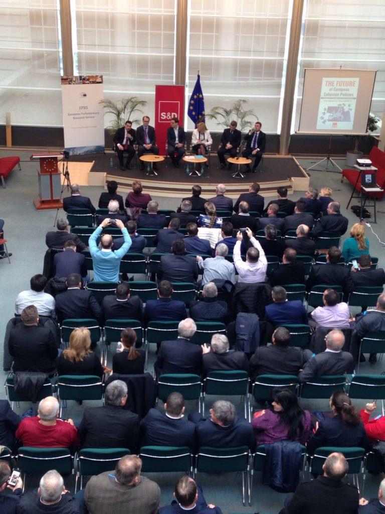 """Negrescu: """"România trebuie să apere politica de coeziune în proiectul de viitor al Uniunii Europene"""""""