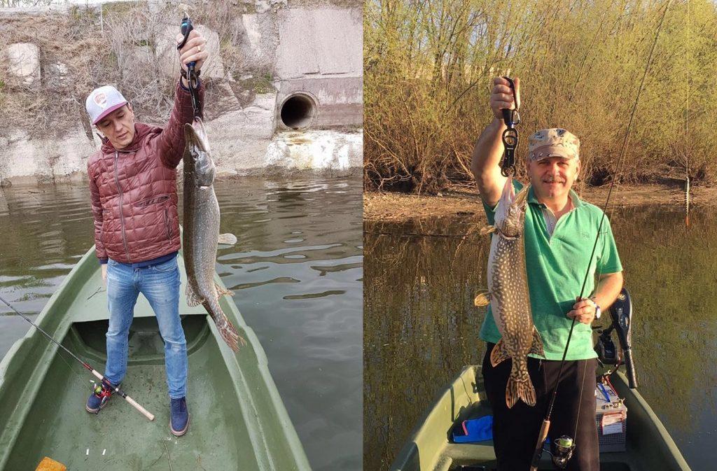 """Șeful PSD, Liviu Dragnea: """"În acest sfârșit de săptămână, l-am învățat pe Sorin să pescuiască"""""""