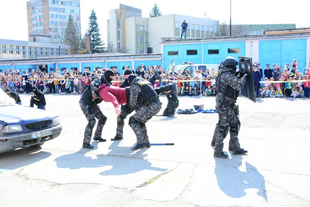FOTO. Ziua porților deschise la Inspectoratul de Poliție Județean Timiș