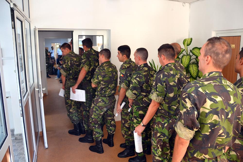 Ministerul Apărării face recrutare de tineri pentru cariera militară. Ce condiții trebuie îndeplinite