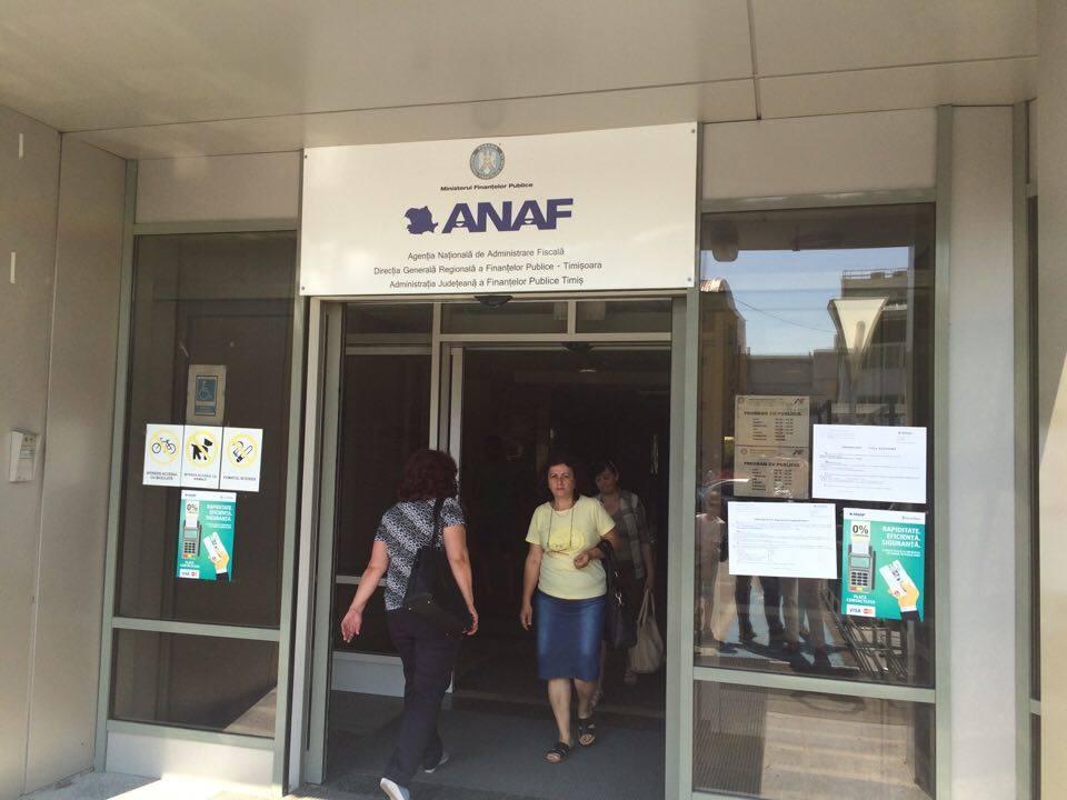 ANAF continuă implementarea măsurilor de protecțiea angajaților și contribuabililor