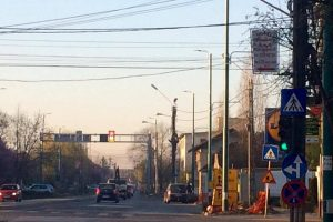 Se deschide circulația pe două benzi în zona Calea Martirilor
