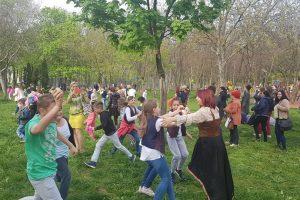 """""""Vânătoarea de ouă"""", o acțiune organizată de OFSD și TSD Timiș"""