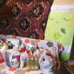 Ajutor de sărbători pentru o familie nevoiaşă din comuna Biled