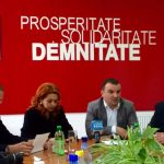 """Deputatul Bianca Gavriliță: """"Decizia pe care o vom lua trebuie să reflecte mesajul celor pe care membrii forului de conducere îi reprezintă"""""""