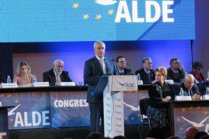Prima zi a Congresului ALDE. Se alege noua conducere a partidului