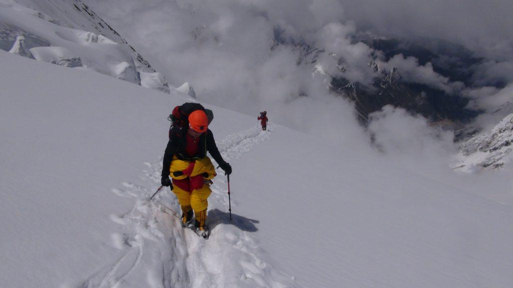 Colibășanu a ajuns în tabăra de bază avansată. În 4 săptămâni va porni spre vârful Everest