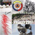 Pompierii pornesc sirenele! Exercițiu național de verificare a mijloacelor de alarmare a populației – PROCIV 2017