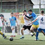 32 de echipe se luptă la Timișoara pentru calificarea în Finala Națională Neymar Jr's Five