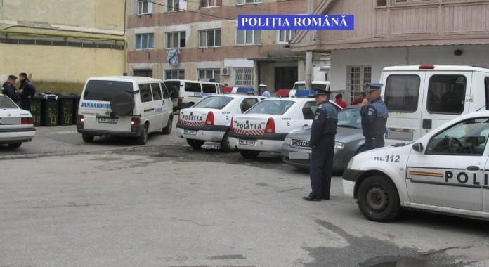 Peste o mie de polițiști în Timiș, de 1 Mai