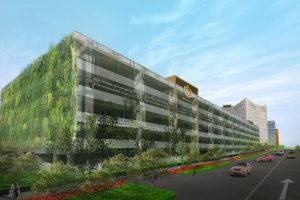 Au început lucrările la parcarea cu 900 de locuri de lângă Iulius Mall