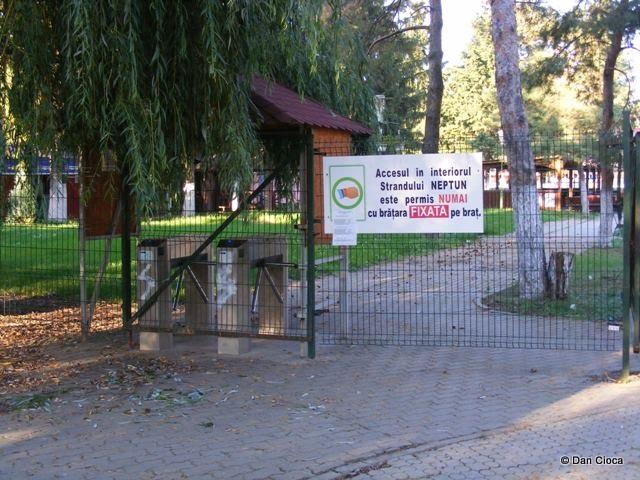 """Consilierul Marin Lupaș: """"Primăria propune și mai multă confuzie pentru terasele și căsuțele de pe Ștrandul Neptun"""""""