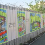 Reprezentanții Circului Bonaccini, amendați pentru că au umplut orașul cu afișe amplasate în locuri neautorizate