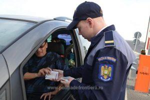 Turc depistat la Moravița cu paşaport fals
