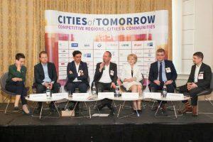 Timișoara, în centrul atenției la Cities of Tomorrow 2017