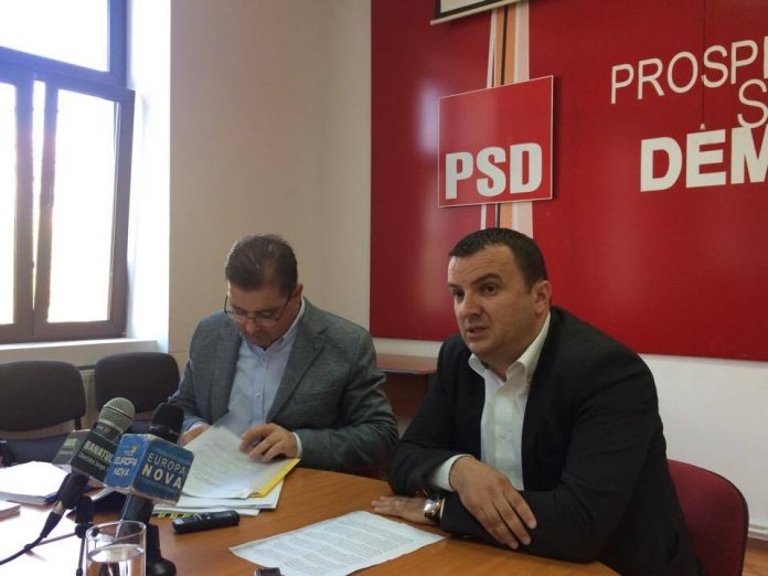 """Președintele PSD Timiș: """"Nicolae Robu blochează dezvoltarea Timișoarei"""""""