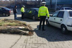 Peste 50 de șoferi au devenit pietoni. Polițiștii de la Rutieră au dat sute de amenzi