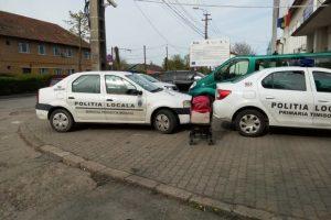 """Grupul consilierilor municipali PSD, în apărarea bărbatului care a """"îndrăznit""""să arate pe Facebook unde și-au parcat agenții mașinile"""