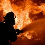 De Înviere, pompierii au stins peste 100 de incendii