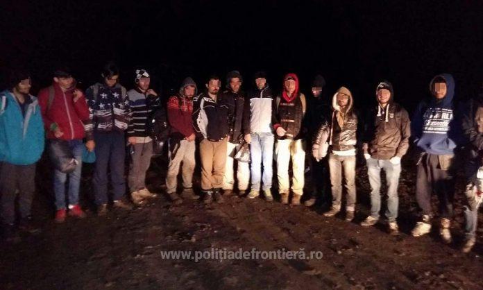 15  migranți din Cuba si Pakistan, opriţi la frontiera cu Serbia