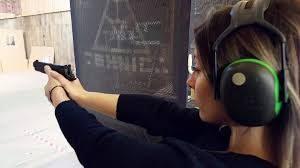 INEDIT: Poligon indoor, primul din Timiș autorizat pentru trageri cu arme lungi. Când va fi inaugurat