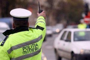 Șofer prins de polițiști pe drumul Buziaş – Lugoj conducând cu 186 de km/h. Ce amendă uriașă a primit