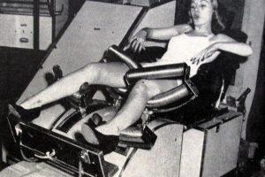 Cum arăta o sală de sport pentru femei în anul 1940