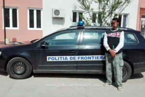 Unde a fost descoperită o mașină căutată de autorităţile italiene