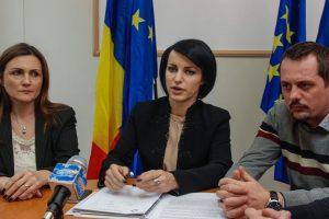 """Vicepreședintele PMP, Roxana Iliescu: """"Execuții în Consiliile Locale din județul Timiș"""""""