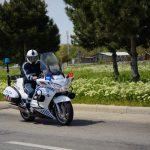 Poliția Română: Motocicliștii există în trafic