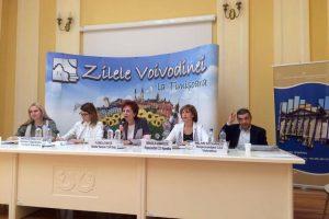 """Masă rotundă în domeniul turismului la CCIAT. """"Zilele Vojvodinei în România"""""""
