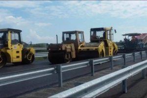 Stadiul lucrărilor pe autostrada Lugoj-Deva