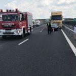 Accident între Timişoara și Lugoj. A fost activat Planul Roșu de intervenție