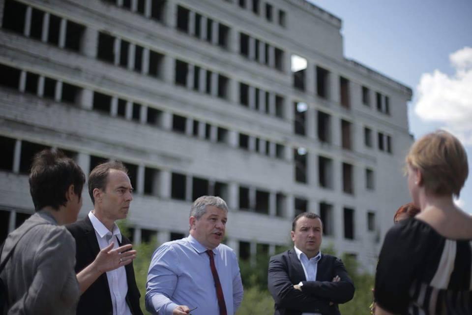 """Florian Bodog: """"Ministerul Sănătății are toată disponibilitatea pentru a asigura finalizarea acestui obiectiv"""""""