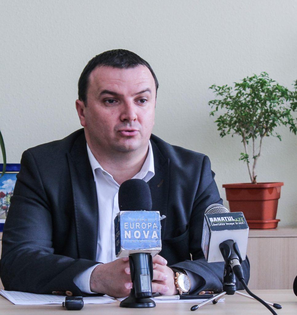 Liderul CJ Timiș, Călin Dobra, ales într-o funcție importantă