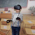 Un român a inventat Camera Virtuală pentru integrarea copiilor în şcoală