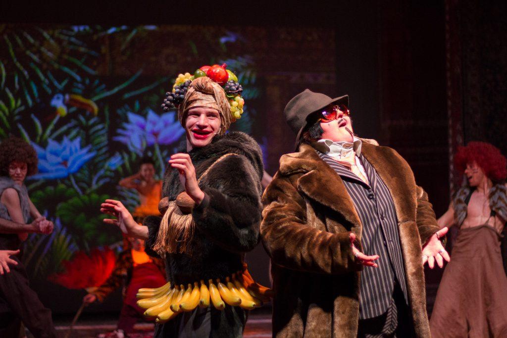 """La cererea publicului: reprezentații suplimentare cu musicalul """"Cartea junglei"""" la Teatrul German"""