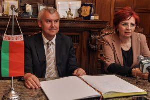 Colaborare economică între CCIA Timiș și Republica Belarus